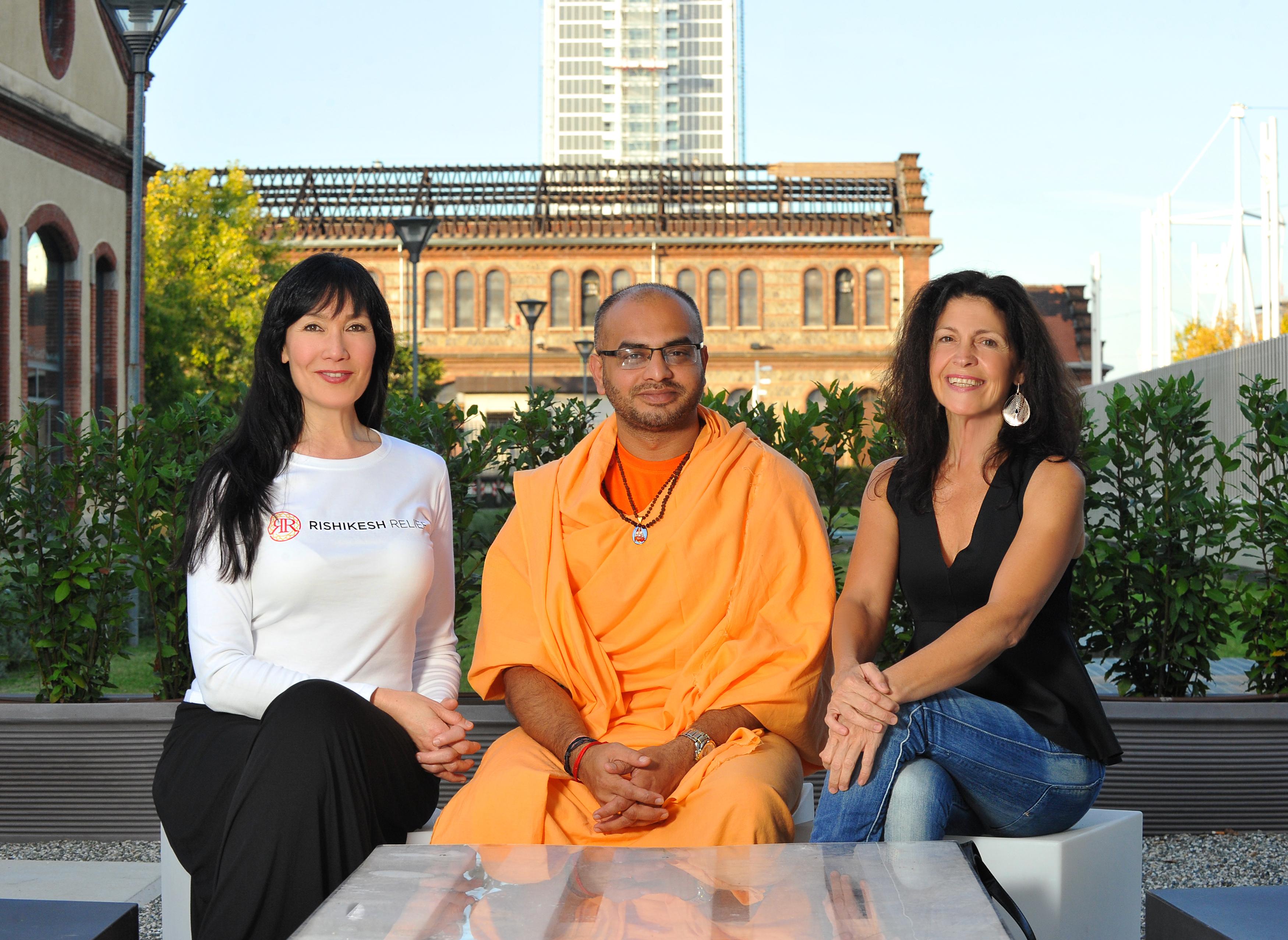 Rishikesh Relief Fundraiser Torino, Italy 09-2014
