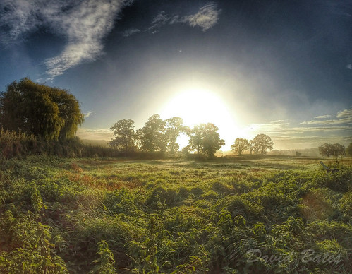 autumn sunrise landscape glorious filter hdr gopro snapseed
