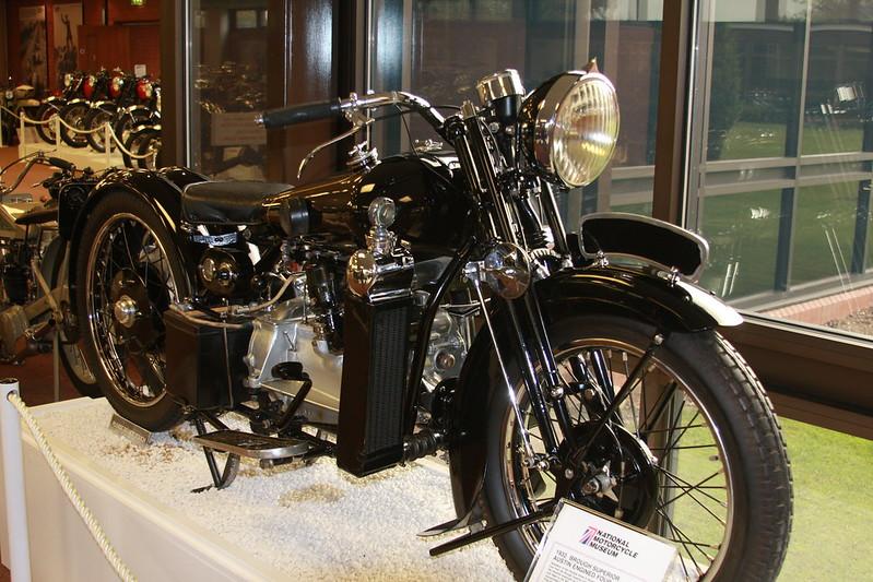 Brough Superior Austin Four