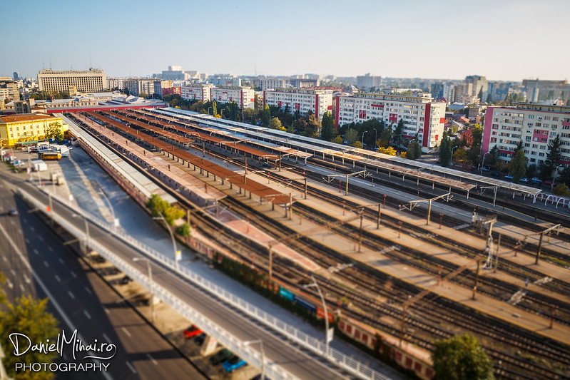 Railway station (WWPW 2014) by Daniel Mihai