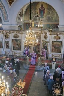 Литургия в Покровском соборе 308