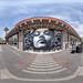 """La Medusa"" by El Mac and David Choe in Phoenix, Arizona by @TanjaB"