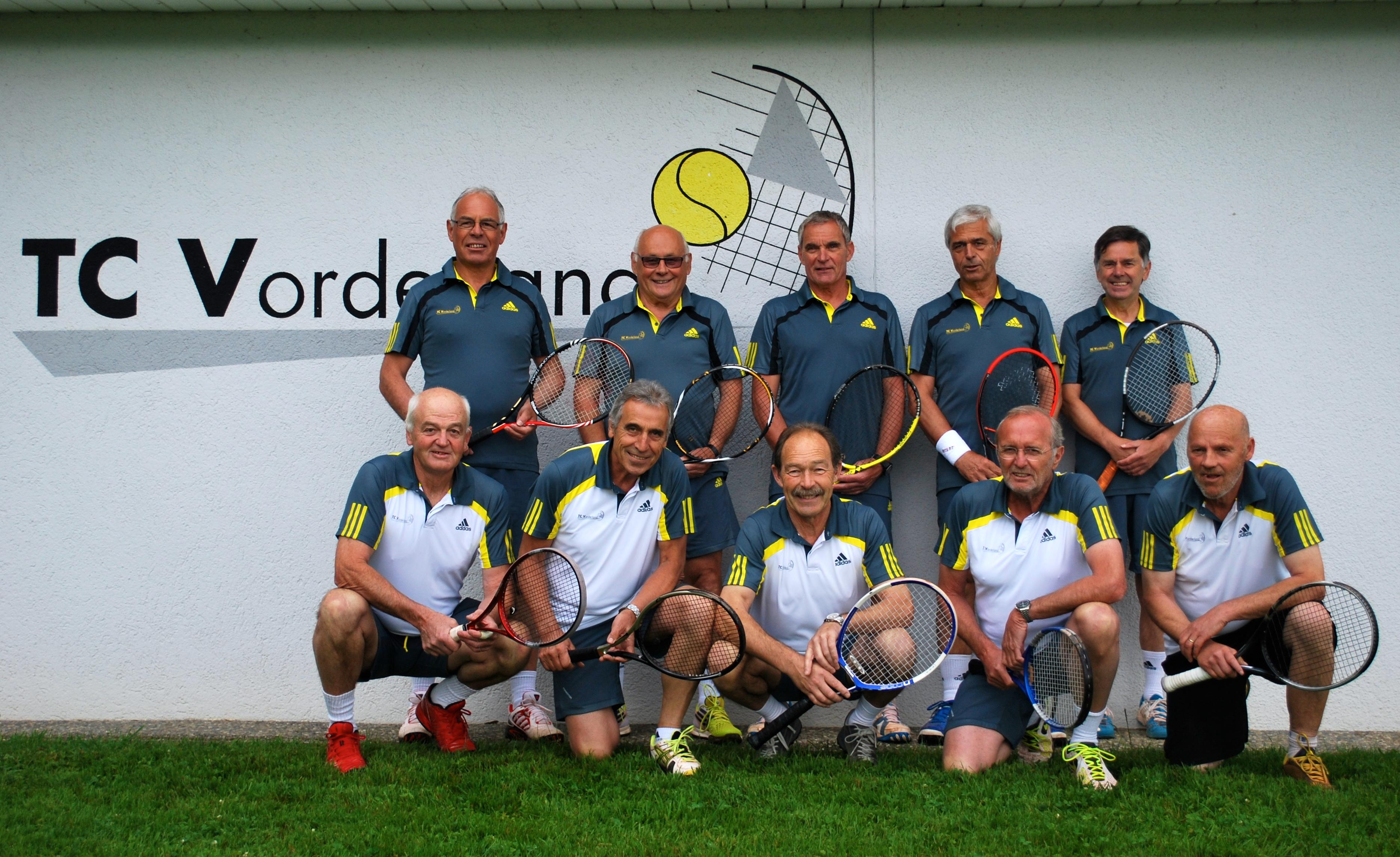 Finale Senioren 60+ 2014