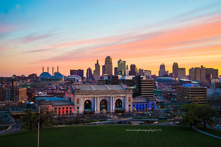 Daybreak at Union Station | by Captured Moments Photography by Margaret