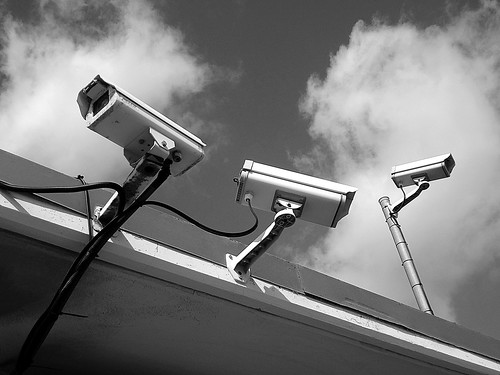 Surveillance Cameras | by Jay Phagan