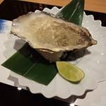 Fresh Oyster @Kondo, Shanghai