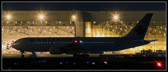 C-GEOU Air Canada Boeing 767-300