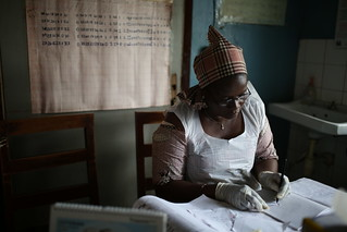 Portrait of Aminata | by World Bank Photo Collection