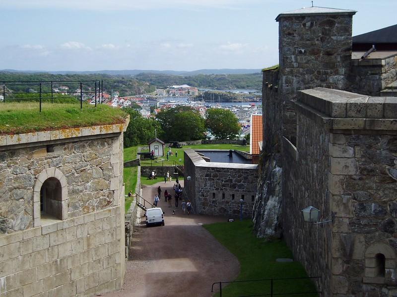 Carlsten fortress detail
