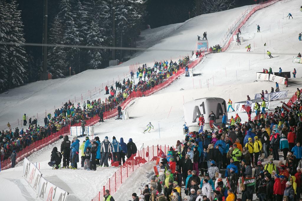Skiweltcup Flachau 2017 Weltcup Slalom Flachau Nachtslalo Flickr