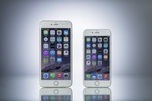 IPhone 6 & Iphone 6 Plus | by Mikko Miettinen