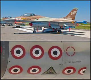 IAF F-16 Netz 107