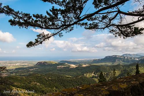 españa naturaleza nature spain paisaje lanscape cataluña tarragona pública escornalbou riudecanyes joséantonioabad