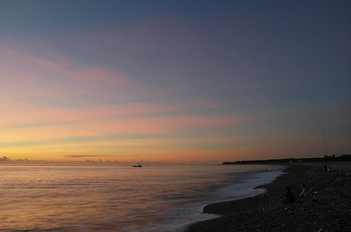 beach sunrise taiwan hualien 花蓮 崇德 da18250 smcpentaxda18250mmf3563edalif da18250f3563
