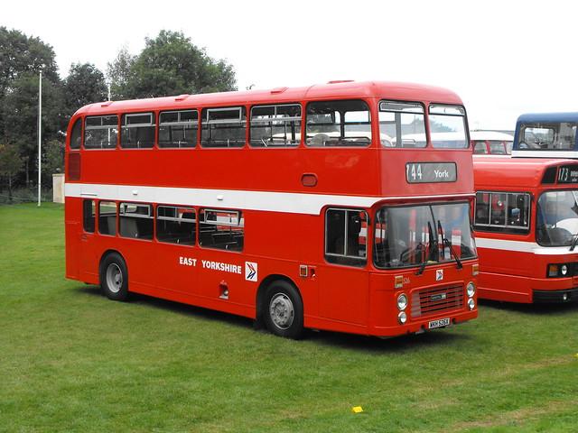Bristol VRTSL3, WKH 526X, ECW Body (H43-31F), 1981 (t.2014)