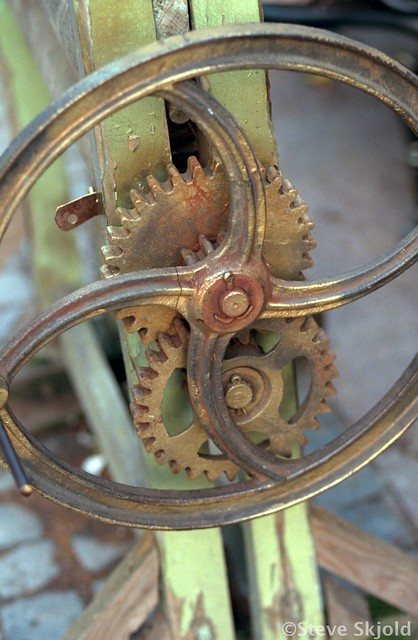 Crank and Gears