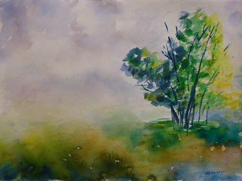Stormy Sky   by creations by e.b.shumate