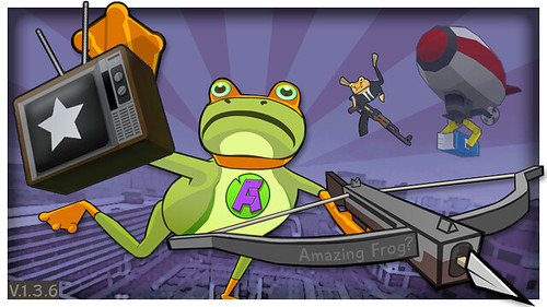 Amazing Frog icon TV Edition | by fayjuimages