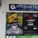 Amiens - Affichage pour Happening Lille