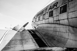 Swissair / Douglas DC-3 | by PM's photography
