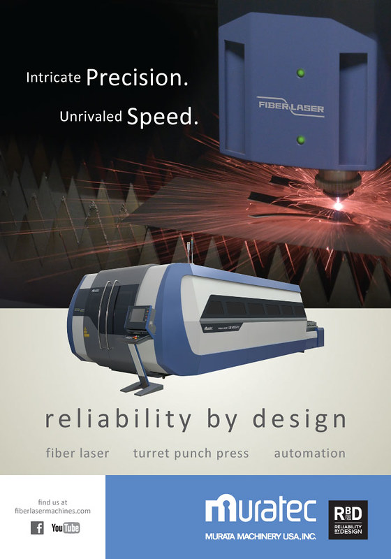 Murata Machinery USA Print Ad