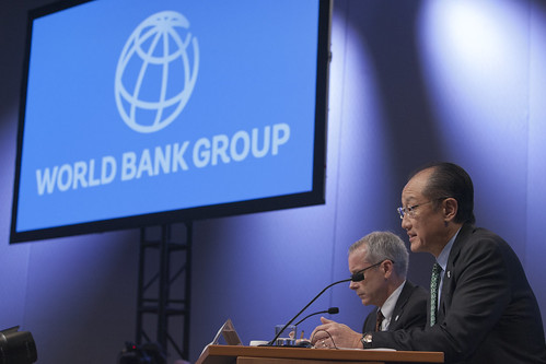 World Bank Group President Jim Yong Kim Opening Press Conference | by World Bank Photo Collection