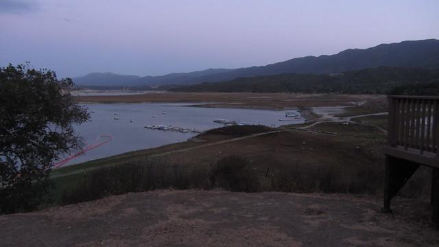 IMG_5265 lake cachuma low level