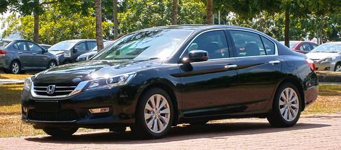 2014 Honda Accord 2.0 VTi-L Photo