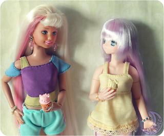 Friendship & Ice Cream_4 | by kasane_and_ko