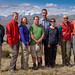 Fellow Trekkers (and other people) on the Mt Ausangate Circuit in Peru