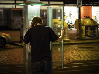 Man, calling | by kohlmann.sascha