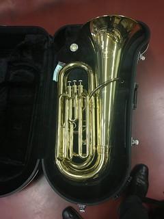 Bb-Tuba (lack) – Jupiter modell JCR378