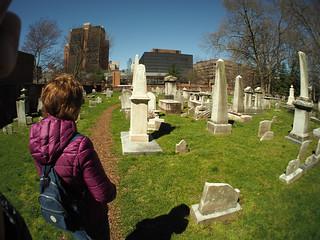Christ Church Burial Ground -Joe 7 | by KathyCat102