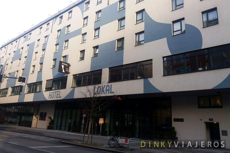 Hotel Zeitgeist Vienna 008
