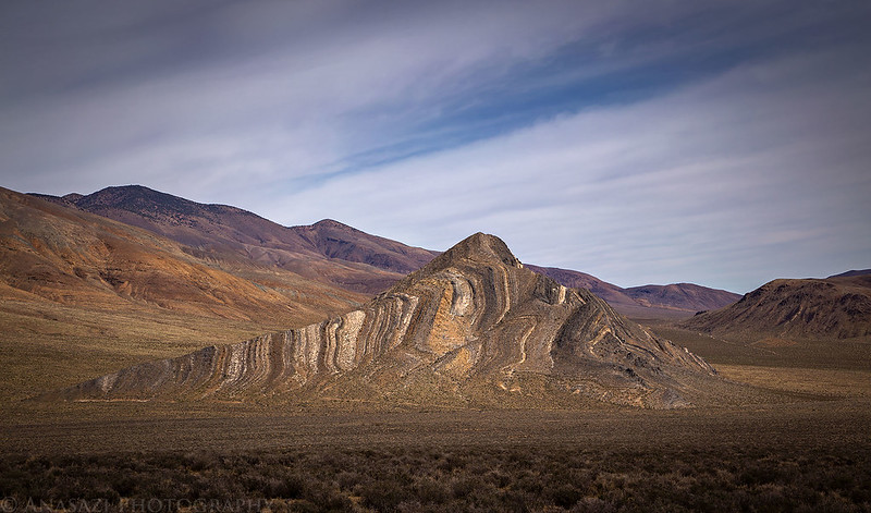 Striped Butte