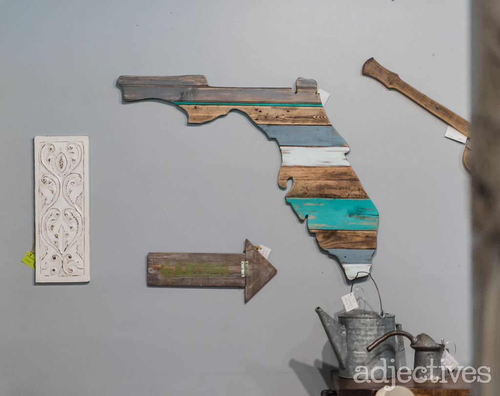 Adjectives Featured Find in Altamonte by Reclaimed Forest