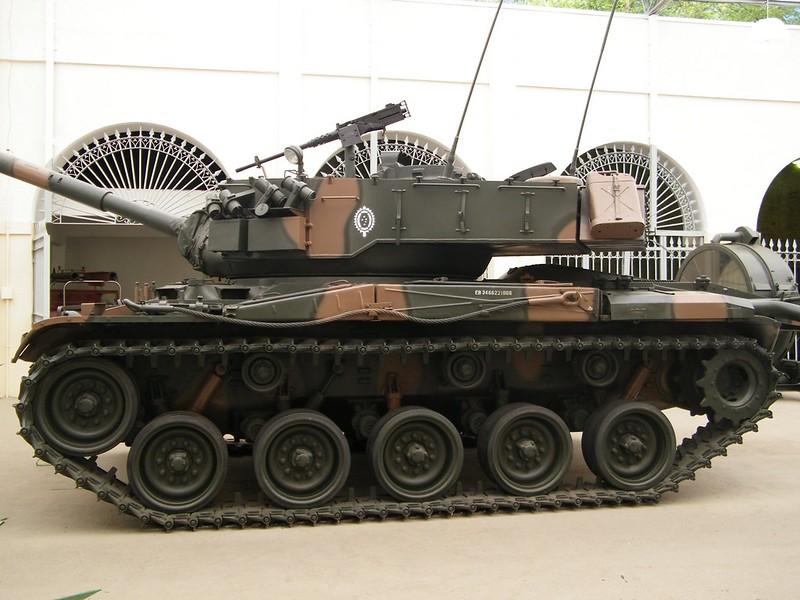 M41B 沃克斗牛犬 5