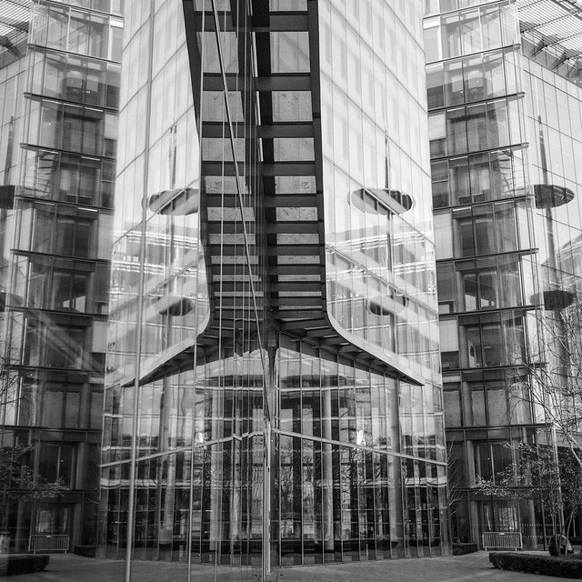 #tlrtuesday no. 22. Reflected architecture