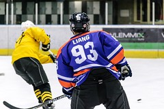 Slapping Studs 1 vs Icehawks Eindhoven 22-01-2017