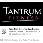 This Saturday! Free Self Defense Workshop!! %uD83D%uDE0E%uD83D%uDCAALearn some self defense tactics to protect yourself! Patty Hunt from the Sleeping Dragon Dojo will be demonstrating  different hand strikes, knees and which ones are more effective for us.  W