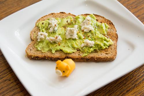 Avocado Toast   by djzippy