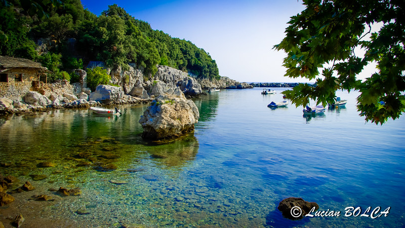 Damouchari, Pelion, Greece
