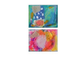Happy Painting practice pieces | by Tamara Hala
