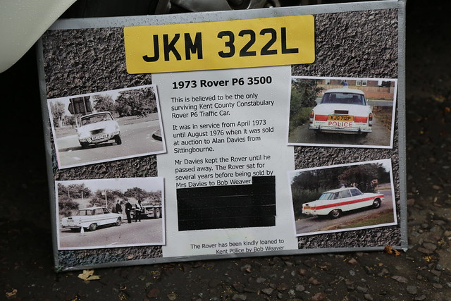 Kent Police Rover 5M5A2675