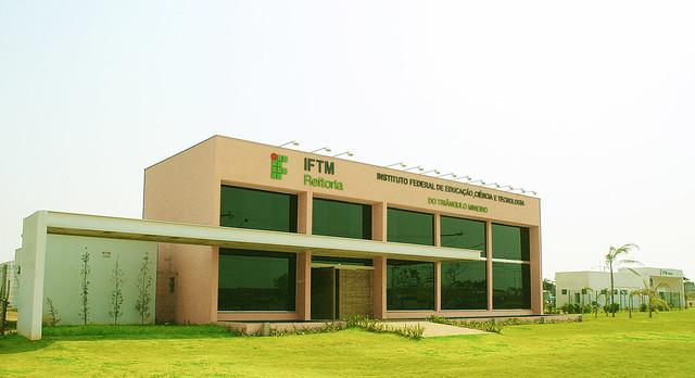 IFTM Reitoria