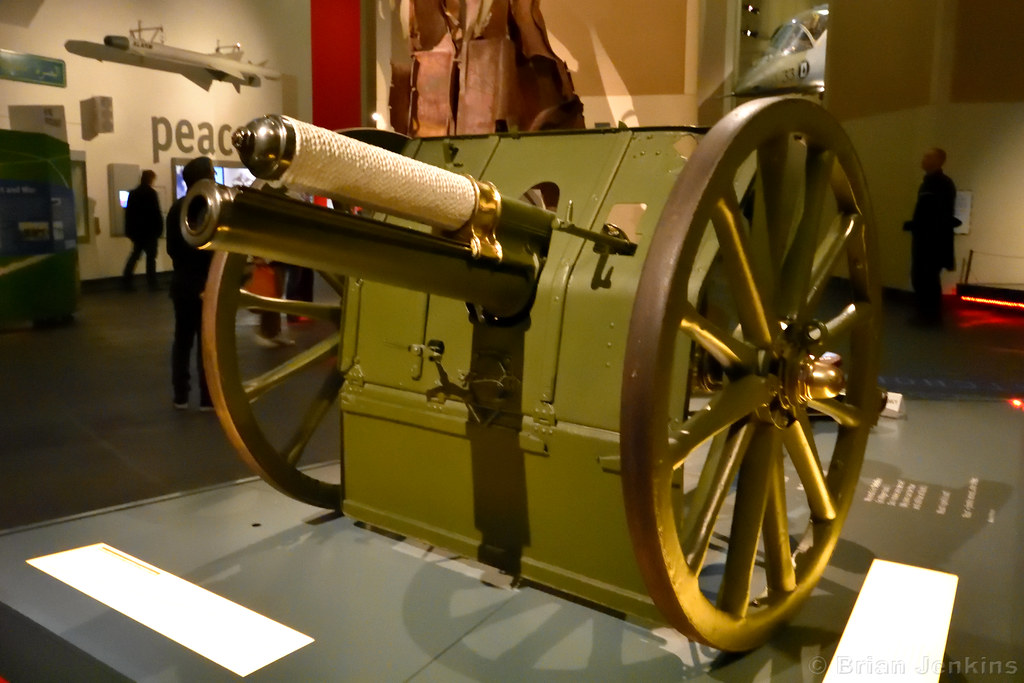 British 13 Pounder Field Gun | RHA