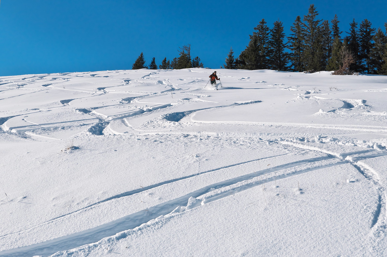 Tirolerkogel přes Sterngassl a Kalte Kuchl