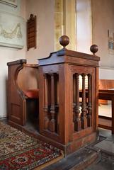 prayer desk