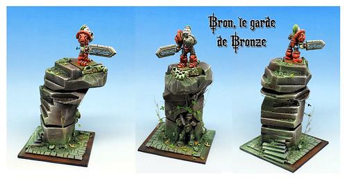 Bron le garde de bronze2 | by Crômm