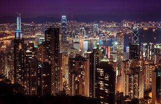 Nocturnal Hong Kong | by Steffen Walther